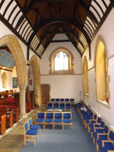 Rehearsal - 'West Wind' Music Group @ Christ Church, Totland Bay. PO40 9NW
