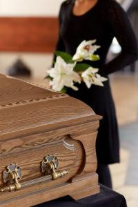 Funeral Service @ Christchurch Totland