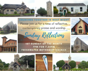 CTWW Reflections @ Freshwater Methodist Church